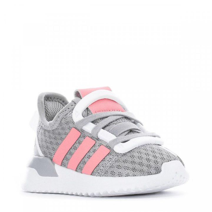 Adidas Path Run szürke lány utcai cipő