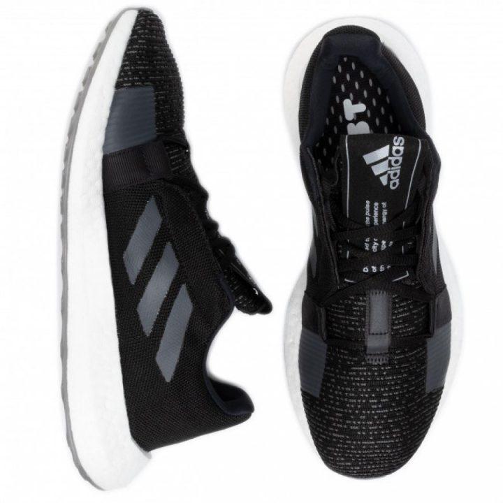 Adidas Senseboost Go M fekete férfi futócipő