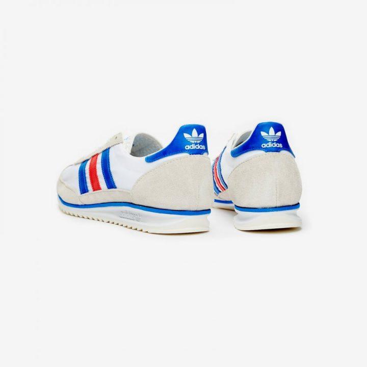 Adidas SL72 fehér férfi utcai cipő