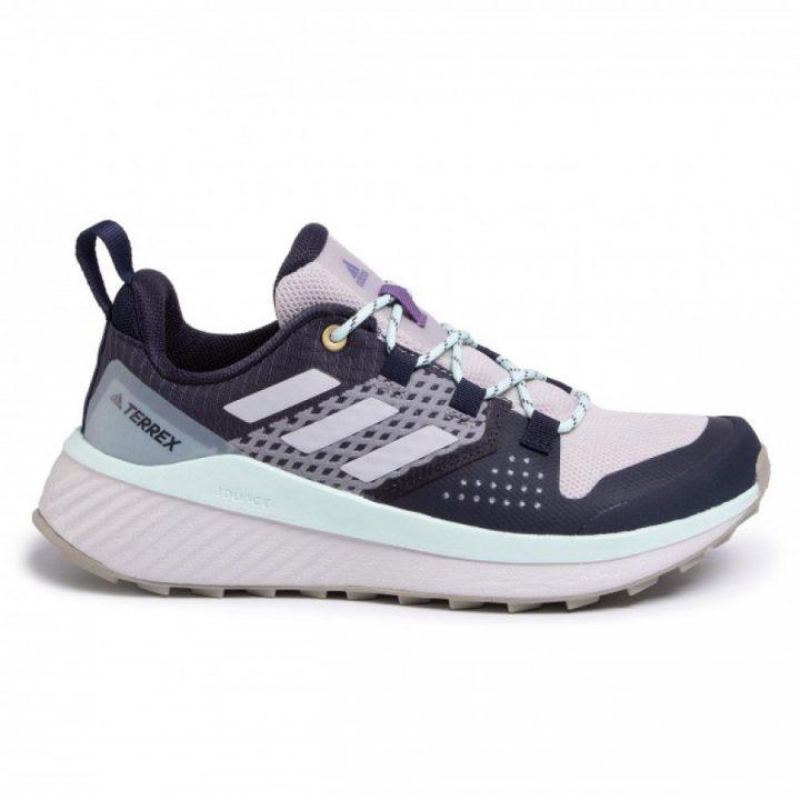 Adidas Terrex Folgian Hiker W lila női túracipő