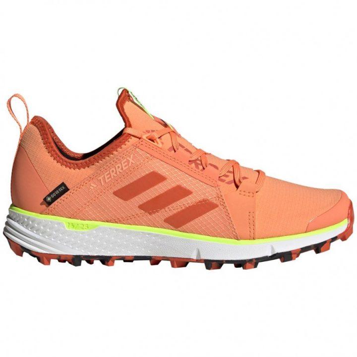 Adidas Terrex Speed GTX narancs túracipő