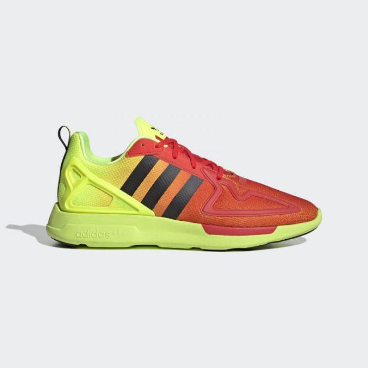 Adidas ZX 2K FLUX több színű férfi utcai cipő