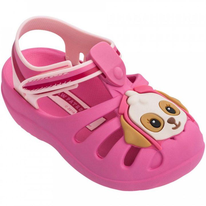 Ipanema Paw Patrol rózsaszín lány papucs