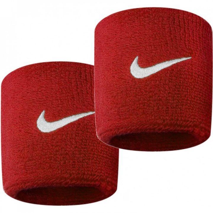 Nike 2 db piros csuklószorító