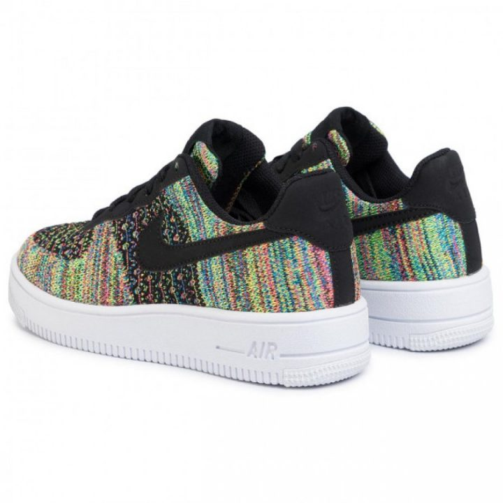 Nike Air Force 1 Flyknit 2.0 több színű utcai cipő