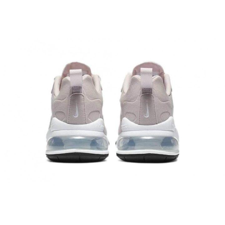 Nike Air Max 270 React bézs női utcai cipő