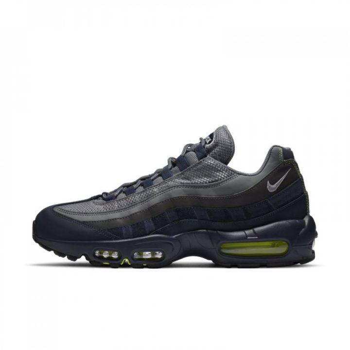 Nike Air Max 95 kék férfi utcai cipő