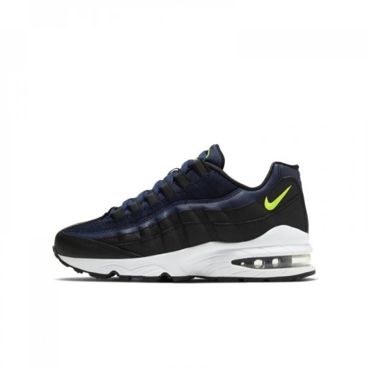 Nike Air Max 95 kék utcai cipő