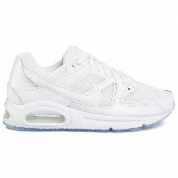 Nike Air Max Command fehér férfi utcai cipő