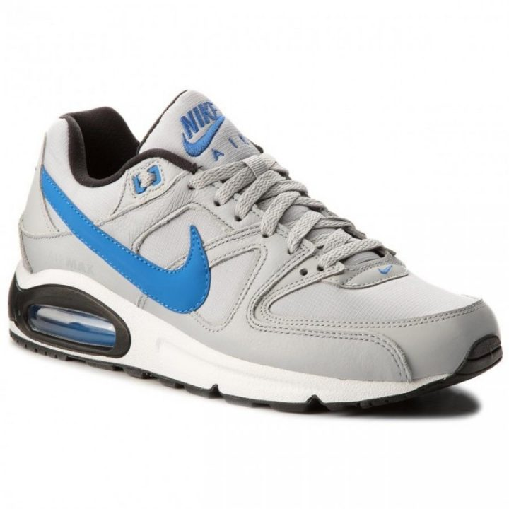 Nike Air Max Command szürke utcai cipő