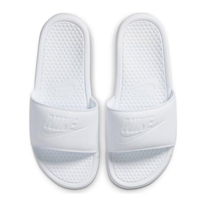 Nike Benassi JDI fehér papucs
