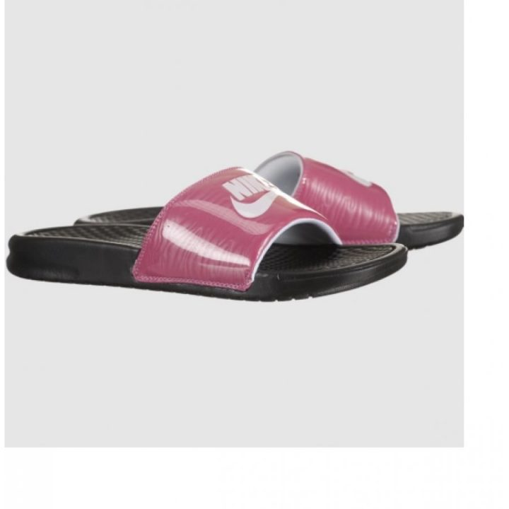 Nike Benassi JDI rózsaszín papucs