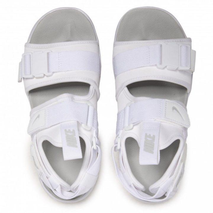Nike Canyon Sandal fehér női papucs
