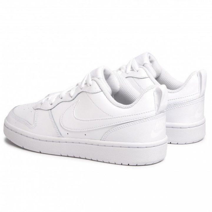 Nike Court Borough Low 2 GS fehér utcai cipő