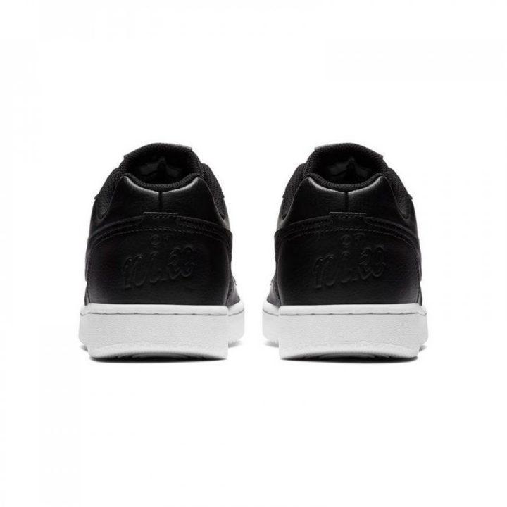 Nike Ebernon Low fekete utcai cipő