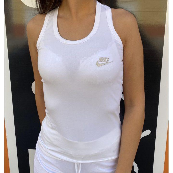 Nike fehér női trikó