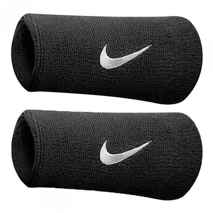 Nike fekete csuklószorító