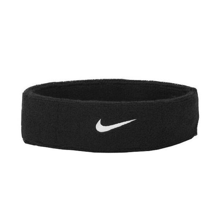 Nike fekete fejpánt
