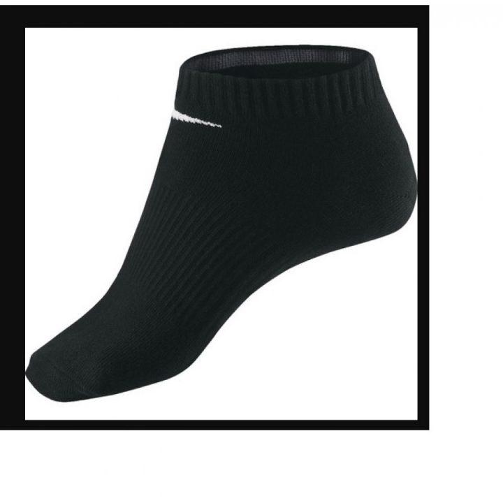 Nike fekete zokni