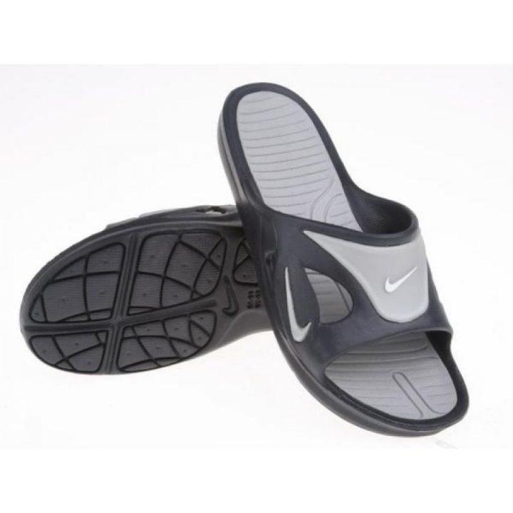 Nike First String szürke papucs