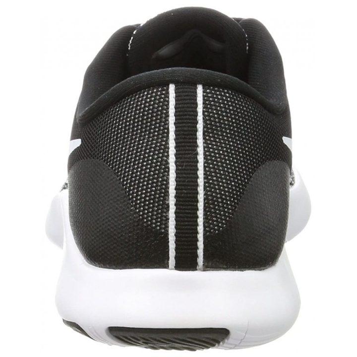 Nike Flex Contact fekete férfi futócipő