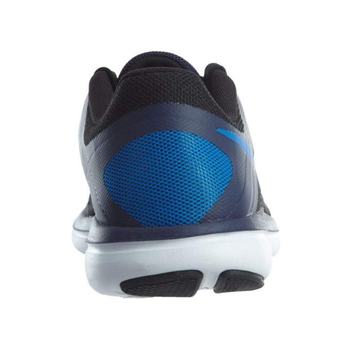 Nike Flex RN fekete férfi sportcipő