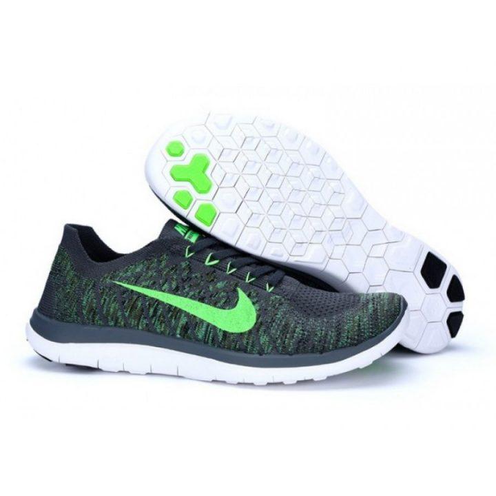 Nike Free 4.0 szürke férfi futócipő