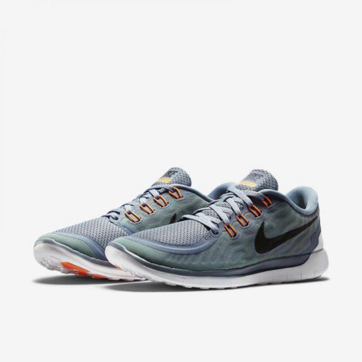 Nike Free 5.0 szürke férfi futócipő