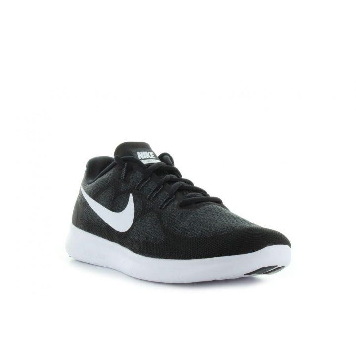 Nike Free RN fekete férfi futócipő