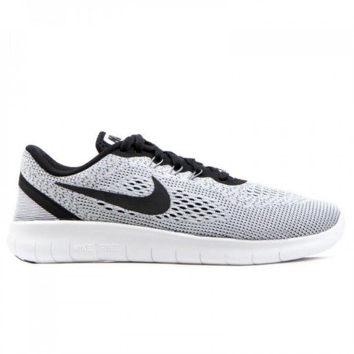 Nike Free RN GS szürke futócipő