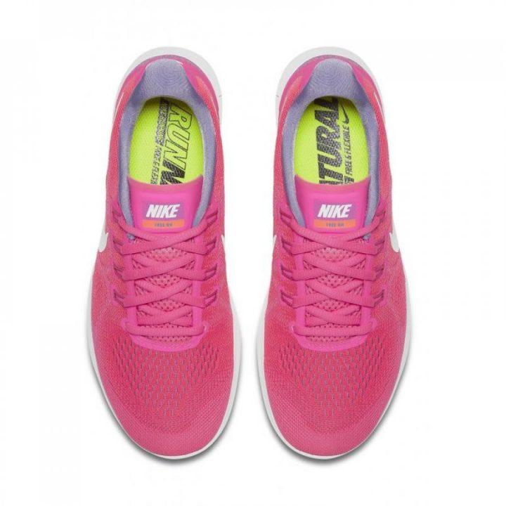 Nike Free Run 2 rózsaszín futócipő