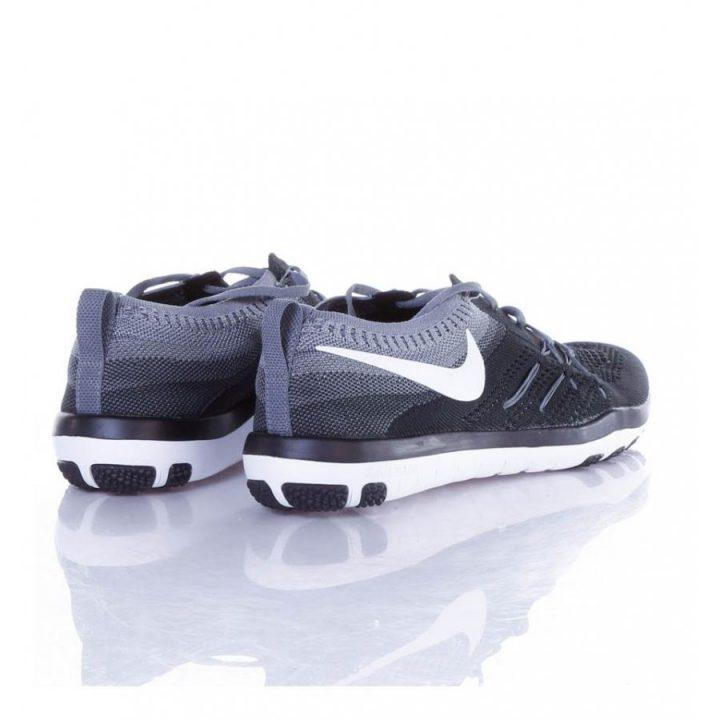 Nike Free Runner TR Flyknit fekete futócipő