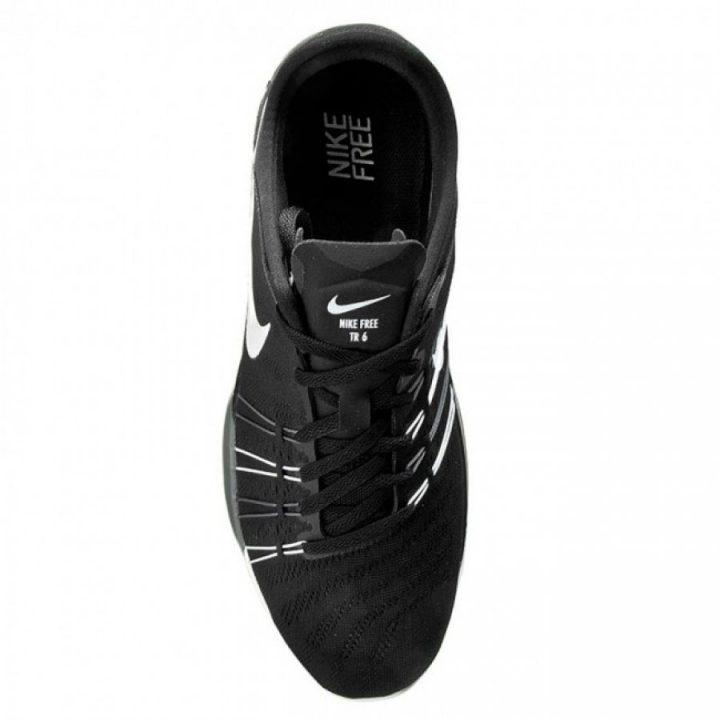 Nike Free TR 6 fekete női futócipő