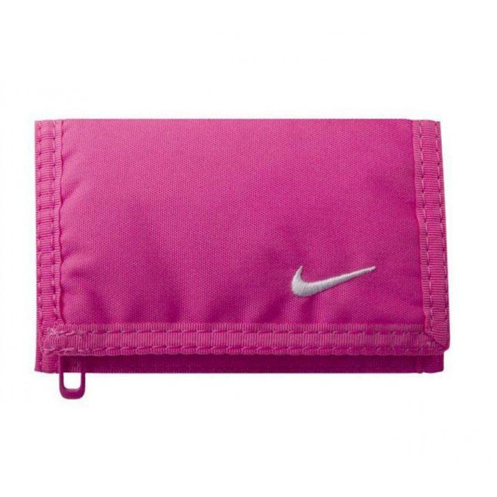 Nike lila pénztárca