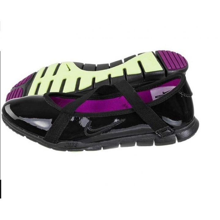 Nike Mary Jane 3 fekete papucs