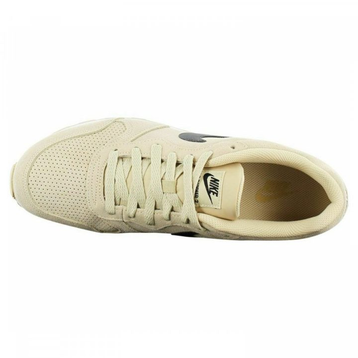Nike MD Runner 2 Seude bézs utcai cipő