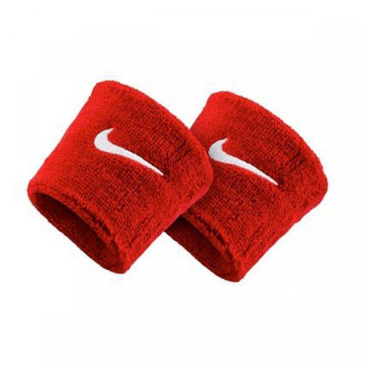 Nike piros csuklószorító