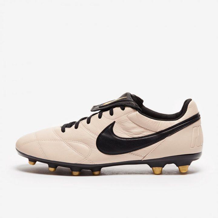 Nike Premier II FG bézs férfi focicipő