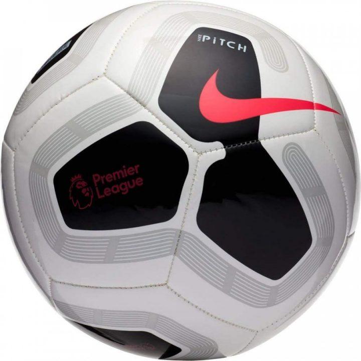 Nike Premier League Pitch szürke férfi labda