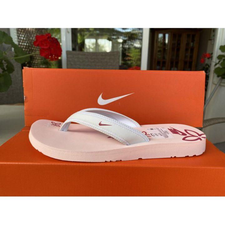Nike rózsaszín papucs
