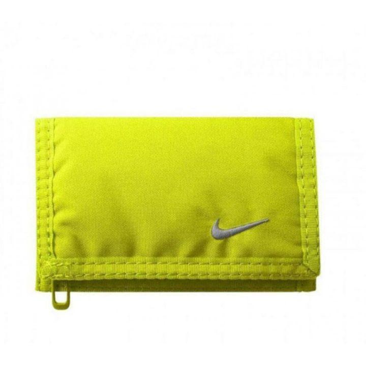 Nike sárga pénztárca