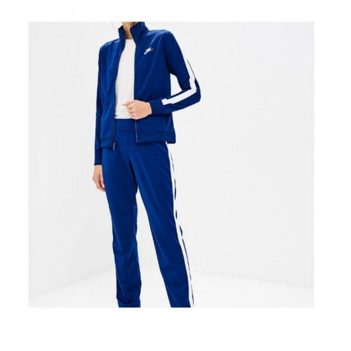 Nike Sportswear kék női melegítő együttes