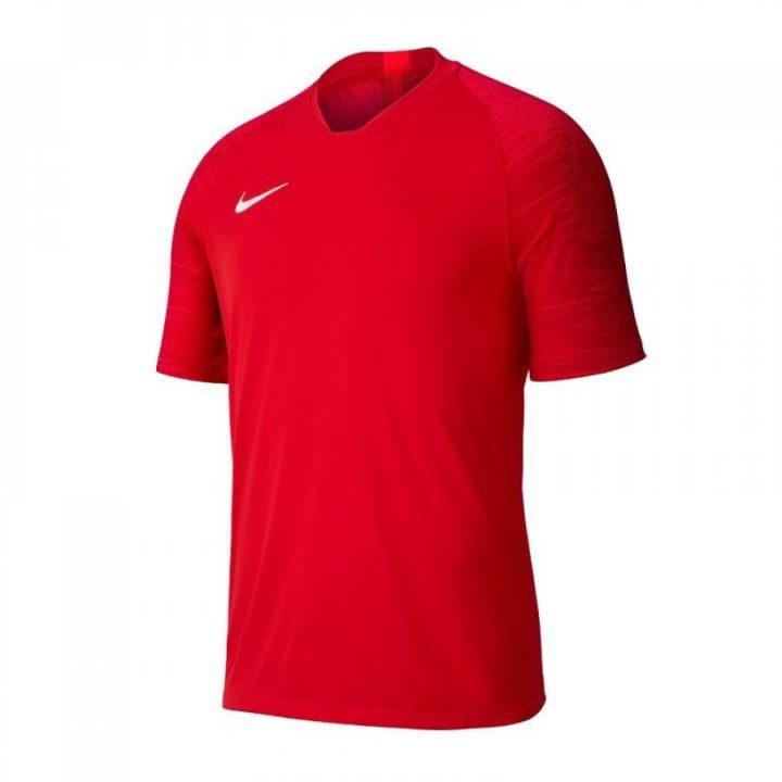 Nike Strike piros férfi póló