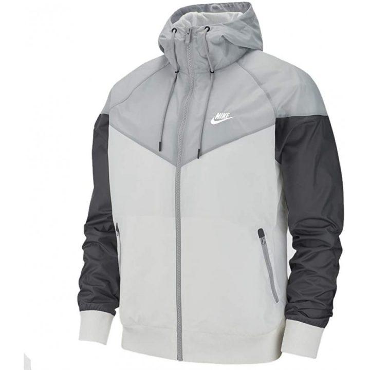 Nike szürke férfi dzseki