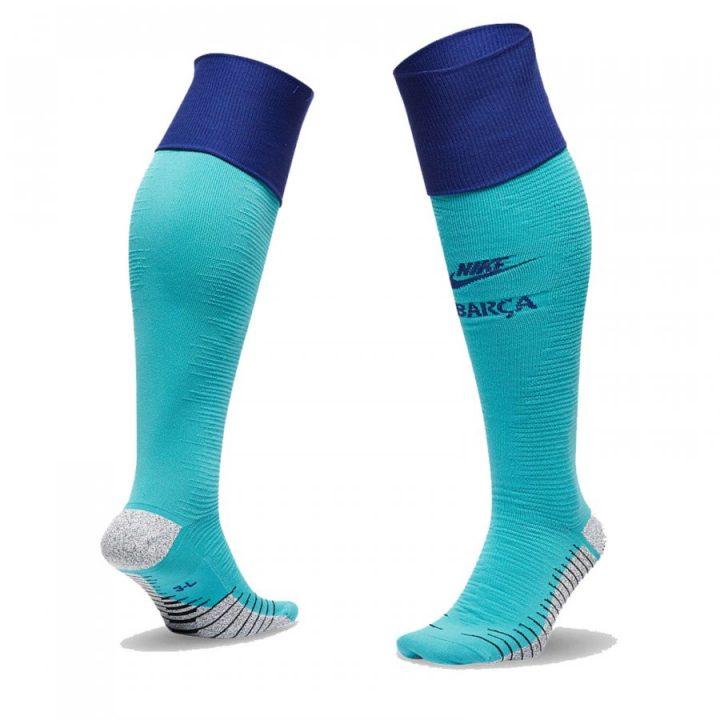 Nike zöld férfi zokni