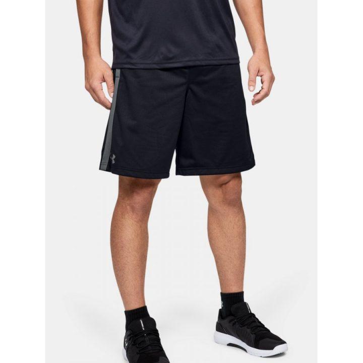 Under Armour fekete férfi rövidnadrág