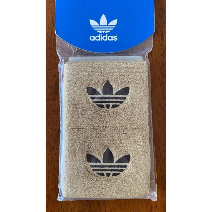 Adidas 2 db barna csuklószorító