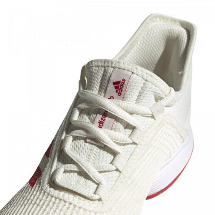 Adidas Adizero Club k fehér teniszcipő