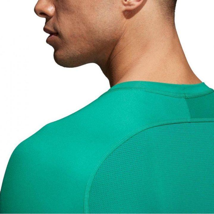Adidas ASK SPRT zöld férfi aláöltözet