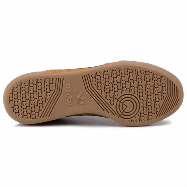 Adidas Continental 80 barna férfi utcai cipő